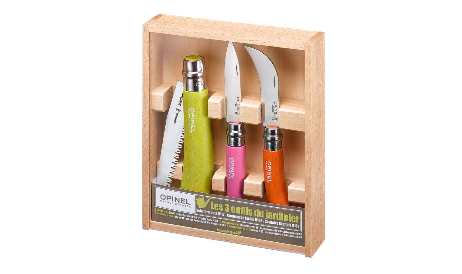 Coffret du jardinier couleur for Gardening tools 3 letters