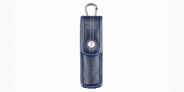 Etui Outdoor M Bleu