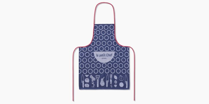 Children apron «Le Petit Chef»